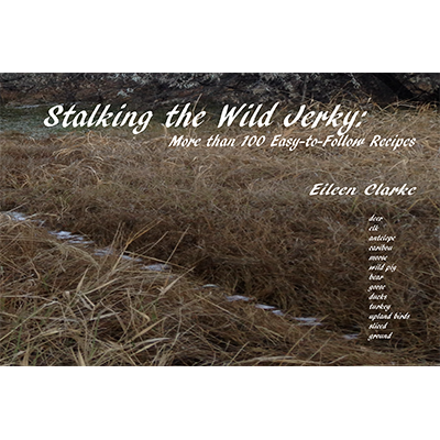 Stalking The Wild Jerky Cookbook