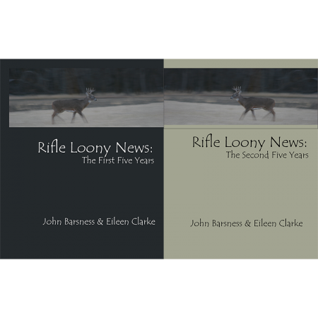 Rifle Loony News - 10 Years of Hunting Stories and Recipes