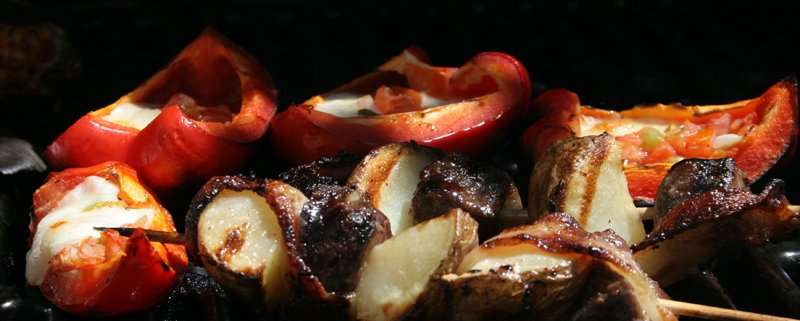 Marinated Venison Kabobs Recipe