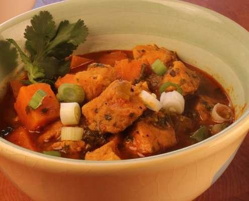 Erwin's Sazon Stew - A delicious wild pig recipe