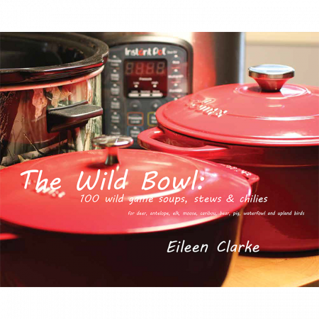 wild game soups, stews and chilies